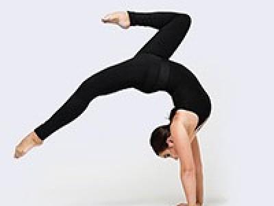 Массаж для акробата и гимнасти