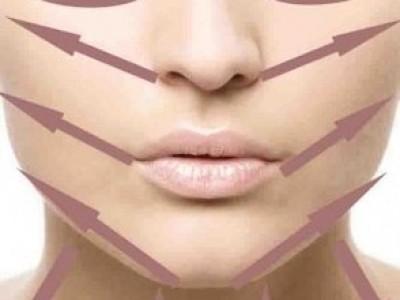 Массаж лица и шеи. Ищем массажные линии