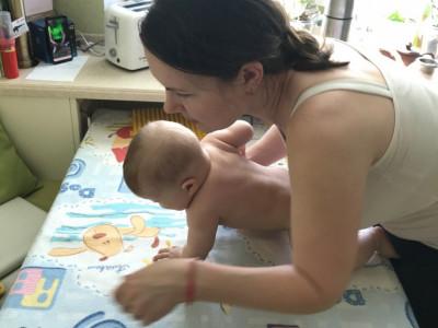 Он-лайн массаж для детей