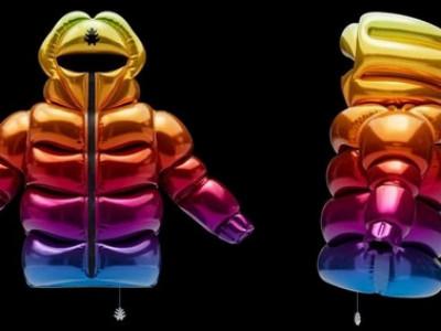 Гелиевая куртка за 10 000 долларов