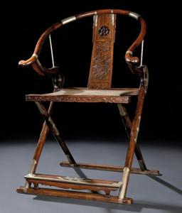 Деревянный складной стул 17-го века продан за 8,5 миллионов долларов