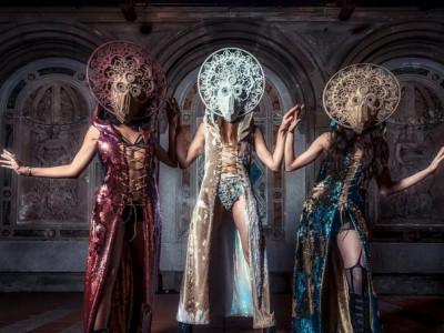 Захватывающие дух маски Дэна Шауба